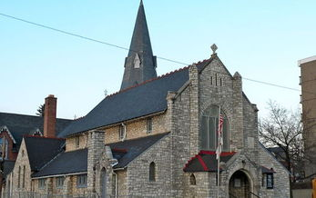 The U.S. Episcopal Church divests $380 million from fossil fuels. Credit: Smallbones/Wikimedia Commons.