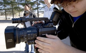 PHOTO: The Colorado School Experience is a new video project by Great Education Colorado. The group is asking people to make videos illustrating the effects of lean school budgets on students. Photo credit: AiClassEland/Wikimedia Commons.
