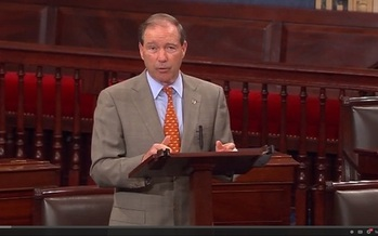 Congress needs time to understand how the historic agreement reached with Iran over its nuclear program will prevent that country from building an atomic weapon, says U.S. Sen. Tom Udall. Courtesy: Office of Senator Tom Udall