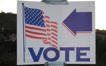 PHOTO: The trial will get under way Monday in a case challenging North Carolina�s election law, and what plaintiffs argue are the most restrictive voting provisions in the nation. Photo credit: kristinausk/Flickr.