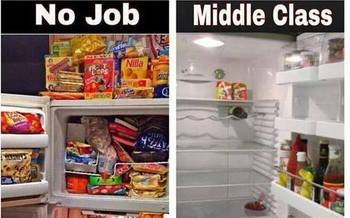 Missouri's hunger-fighting advocates say false memes like this, widely circulated on social media, damage the entire food assistance network. Credit: Empower Missouri
