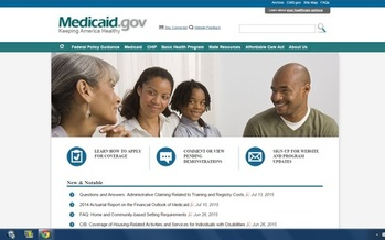 July 30th anniversary of social safety net programs Medicare and Medicaid. Credit: medicaid.gov