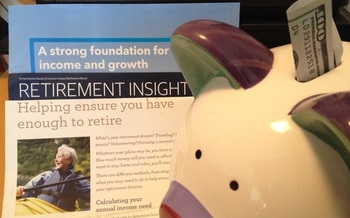 There's plenty of retirement investment advice out there, but it can be confusing and fraught with hidden fees. At a Seattle summit, legislators from across the country are discussing their constituents' retirement security. Credit: Chris Thomas.