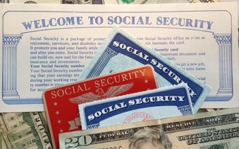 Social Security turns 80 this month. More than 1.2 million Washingtonians receive monthly benefits, including almost 91 percent of those over age 65. Credit: Chris Thomas.