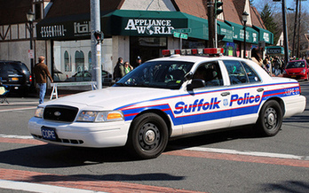 Suffolk County authorities say their responses to hate crimes comply with a Justice Department agreement. Photo courtesy of Long Island Wins.