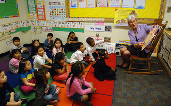 A major overhaul of Head Start performance standards could double class time for children. Photo courtesy of U.S. Dept. of Health and Human Services.