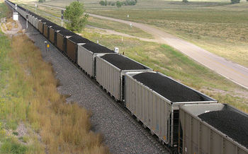 The Department of the Interior is taking input on coal management program. Credit: Greg Goebel/Wikimedia Commons.