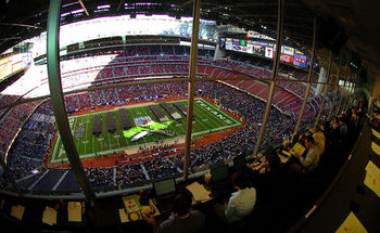 Events like the Super Bowl could on the line in the vote on anti-discrimination in November. Credit: Mark J. Rebilas/Wikimedia Commons.