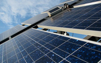 A Vermont-based solar energy company is seeing resistance from residents in Oneida, New York, over a proposed solar farm project. Credit: Patrick Moore/freeimages.com<br />