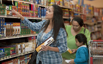 The average SNAP recipient receives benefits for 10 months or less. Credit: U.S. Department of Agriculture