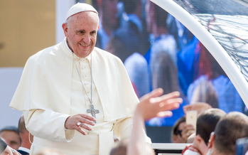Climate activists in Arizona are cheering Pope Francis' visit to the U.S., hoping it will inspire action on the issue. Credit: Nicolo Campo/iStock