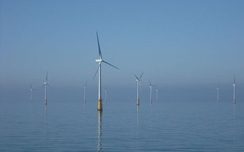 Studies show the waters off Long Island have huge potential for offshore wind power. Credit: Andy Dingley/commons.wikimedia.org