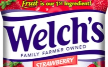 Several parents are suing Welch Food for what they're calling deceptive marketing practices regarding their Welch's Fruit Snacks products. Credit: Promotion In Motion Companies Inc.