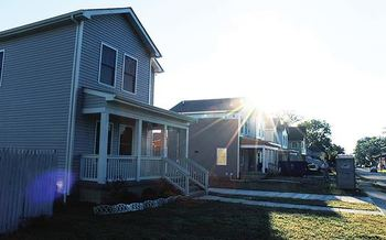 Habitat for Humanity – MidOhio uses energy efficiency building codes. Courtesy Habitat for Humanity Mid – Ohio