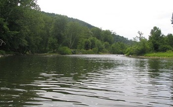 The grant will target 106 miles of polluted waterways in the Juniata River Basin. Credit: Cngodles/en.wikipedia