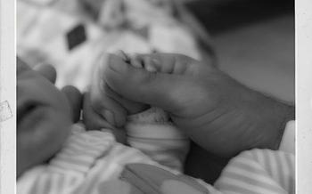 October is Pregnancy and Infant Loss Awareness Month, and experts say if a friend or family member has suffered an infant loss, it's beneficial to them if you recognize the pain they may feel as a result of that loss. Credit: Lisa Runnels/Morguefile.
