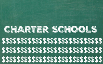 The federal government has spent almost $3.5 billion on grants to charter schools. Courtesy: PRWatch.org