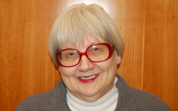 Helen Marks Dicks of AARP-Wisconsin says many people don't realize how much is asked of family caregivers today. November is National Family Caregivers Month. Credit: AARP-WI