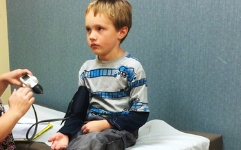New research shows Ohio's rate of uninsured children is 4.8 percent. Credit: M. Kuhlman