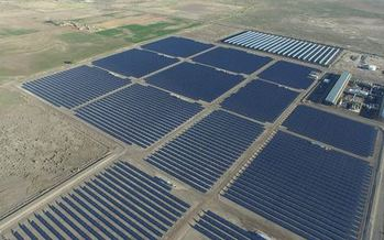 Advocates say NV can remain in a holding pattern or expand the state's potential to export renewable energy at this week's Clean Power Plan Stakeholder's Meeting at the P.U.C. in Carson City on Thursday morning. Courtesy: Enel Green Power North American Inc.