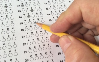 The Massachusetts Board of Elementary and Secondary Education is scheduled to vote today on standardized testing. Credit: Alan Mark/Flickr.
