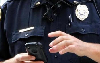 The ACLU in Minnesota and 10 other states has a new phone app to securely record and store their interactions with police. Credit: DodgertonSkillhause/morguefile.com