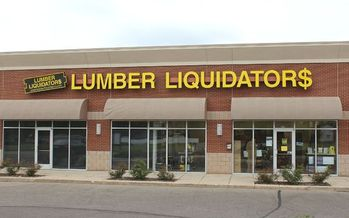 A consumer watchdog group is praising Lumber Liquidators for removing potentially toxic products from its stores. Credit: Dwight Burdette/Wikipedia, CC