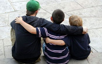 Experts encourage the adoption of older youths in foster care during National Adoption Month. Credit: Stacy Braswell/freeimages.com