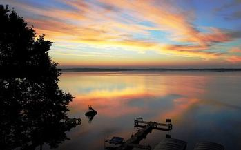 Conservation organizations are supporting bipartisan legislation to permanently reinstate the lapsed federal Land and Water Conservation Fund, which has been used in counties all across Wisconsin to preserve scenic beauty and natural resources. Credit: CleanWisconsin