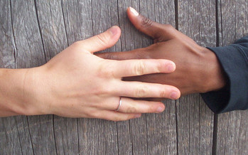 A study series is opening a dialogue about how racial dynamics can hinder social change. Credit: Anthony Easton/Flickr
