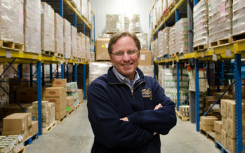 Dan Stein of Second Harvest Food Bank says too many Wisconsin families are forced to make a choice between buying food or paying for basics like housing and utilities. Courtesy: Second Harvest Food Bank.