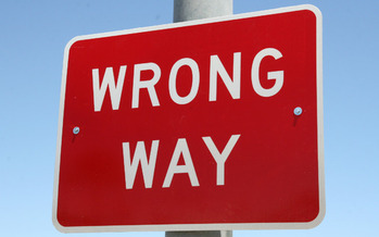 A new system to track wrong-way drivers will be tested in Phoenix. Credit: Arizona Dept. of Transportation