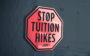A campaign to tax cigarettes more in order to lower college tuition costs in Idaho launches today. Credit: www.stoptuitionhikes.com