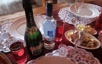Credit: Experts and the state are asking parents to discourage underage drinking among their children during the holidays and throughout the year. Credit: maldoR/morguefile.com