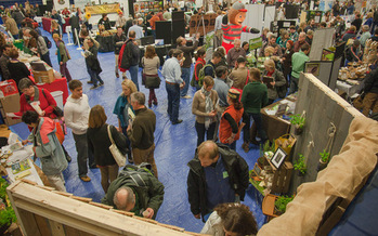 An annual conference aims to build momentum for sustainable growing in Ohio. Credit: George Remington