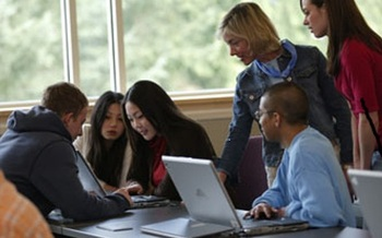 Washington college students have correctly observed that school faculties aren't nearly as diverse as the student body. (Janet Ash/Green River College)