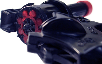 New York's attorney general reaches a settlement deal with dozens of online retailers accused of selling illegal toy guns to consumers in the state. (Cam G/freeimages.com)
