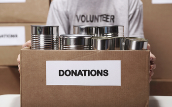 With the gift-giving season over, Minnesota food shelves say food donations still are needed. (iStockphoto)