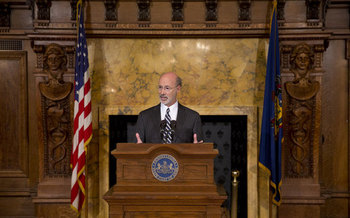 Gov. Tom Wolf will release six months of school funding. (Gov. Tom Wolf/Flickr)