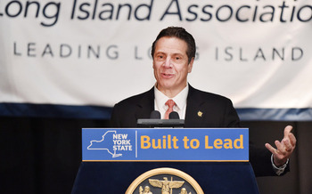 Gov. Andrew Cuomo proposes increasing the Environmental Protection Fund to record levels. (governorandrewcuomo/flickr.com)