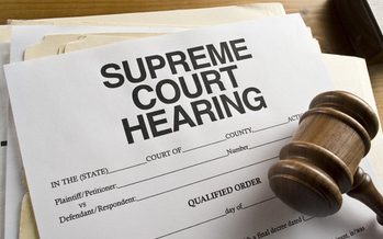 Supreme Court justices will be considering an appeal over North Dakota's abortion ban. (iStockphoto)