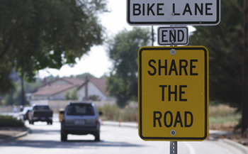 Bike safety groups want South Dakota lawmakers to consider new safety rules for all modes of transportation, not just cars. (iStockphoto)