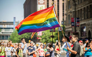 Conversion therapy has been banned in California, Illinois, New Jersey and Oregon. (Tony Webster/Wikimedia Commons)