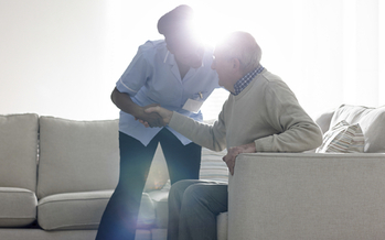 AARP Minnesota says hundreds of Minnesotans are backing a push for hospitals to provide more training for caregivers when a loved one is released from the hospital. (iStockphoto)
