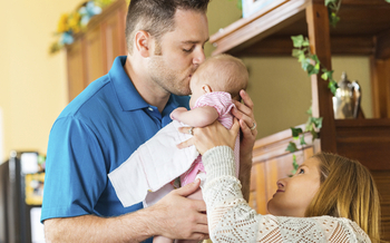 A move to set up six weeks of paid parental leave is gaining support from Minnesota workers. (iStockphoto)