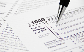 Filing income-tax forms early can help protect against fraud. (Ken Teegardin/flickr.com)