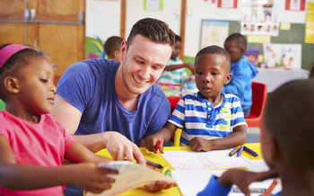 With a state budget surplus, some Minnesota parents want funding restored to the Child Care Assistance Program. (iStockphoto)