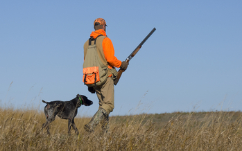 A South Dakota wildlife official is urging state lawmakers to shoot down a bill to allow bird hunting with a shotgun pistol. (iStockphoto)