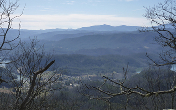 The Tennessee Wilderness Act of 2016 would offer protection to more than 7,000 acres of land in Carter, Johnson, Washington and Unicoi Counties. (Bill Hodge)