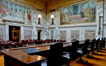 Which candidate will win a ten-year term on the Wisconsin Supreme Court? A UW-Madison political scientist says this could be the hottest statewide race on the April ballot. (WI Court System)